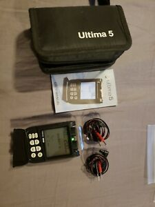 Ultima 5 Tens Unit with Electrodes