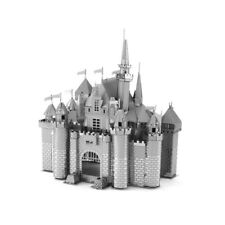 Sleeping Beauty Castle 3D Metal Model Puzzle Laser Cut Toys Gifts Building Steel