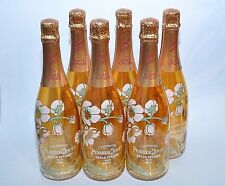 CASE OF PERRIER JOUET BELLE EPOQUE ROSE 2004 DUMMY DISPLAY BOTTLES / EMPTY