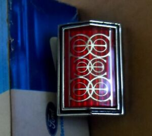 1977 1978 1979 1980 Lincoln Versailles NOS Grill Medallion Ornament