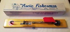 The Artic Fisherman Tip Up with Rite Lite - Beaver Dam Wisconsin in box Nice