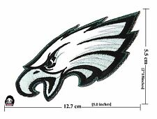 Philadelphia Eagles NFL Football Embroidery Logo iron-sewing-patch on fabric