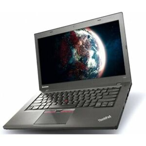 "Lenovo ThinkPad T450 Notebook 14"" Core i5-5200U, RAM 8GB, SSD 256 GB. Grado A"