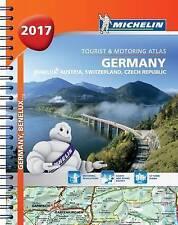 Michelin  Germany/Austria Atlas 2017