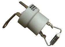 1 X G4AM0400-110C MICROTEMP CUT OFF HEATER FUSE 110C CERAMIC BASE