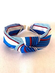 Retro Headband Handmade Hair Band Hair Hoop Accessories Ankara African Print
