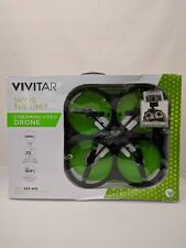 New Vivitar DRC-333 Air Defender X Wi-Fi Streaming HD Video Camera Drone