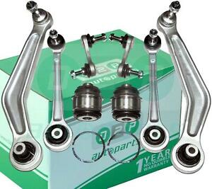 REAR SUSPENSION WISHBONE TRACK CONTROL ARMS BUSHES & LINKS FOR BMW 5 SERIES E39