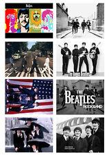 The Beatles Band Postcard Set 8pcs