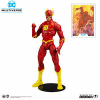 DC MULTIVERSE THE FLASH (REBIRTH) 18CM ACTION FIGURE