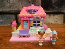 Polly Pocket Ice Cream Parlour - 1995 Bluebird - 100% Complete