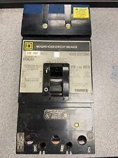 Square D - Line Circuit Breaker KA36100 100 Amp 600 Volt 3 Pole