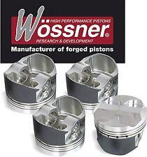 WOSSNER FORGED PISTONS VW GOLF GTi Mk3 2.0 16v Pistoni Stampati K9032 PISTONI