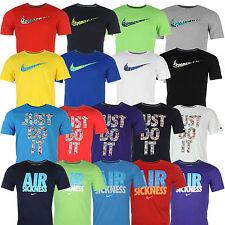 sport t-shirt herren nike