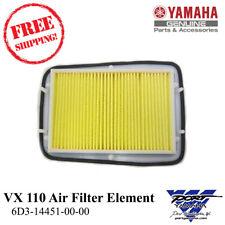 OEM 6D3-14451-00-00 YAMAHA WAVERUNNER  VX 110 DELUXE CRUISER AIR FILTER ELEMENT