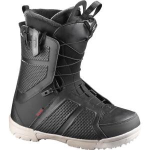 Scarponi Snowboard Boot SALOMON FACTION Black 2018