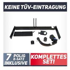 Volvo V70 III B Kombi Facelifting 2WD 11-16 Anhängerkupplung abnehmbar+ESatz 7p