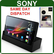 Genuine SONY EXPERIA Z C6603 Mobile DOCKING STATION original cell phone charger