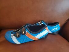 Carbon Bont Road Cycling Shoes Kangaroo Leather Size 40