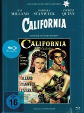 BLU-RAY NEU/OVP - California - Ray Milland, Barbara Stanwyck & Anthony Quinn
