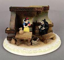 Olszewski Story Time - Take a Bite - Apple Hag Snow White DC36 Disney LE3250 COA