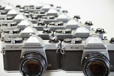 1 Pentax K1000 Camera w/ 50mm f2 Lens - Working perfectly