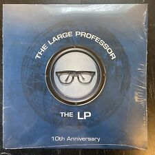 The Large Professor The LP 2xLP OG 2019 10 Year Anniversary Silver Colored NEW