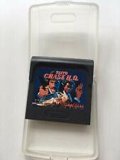 Taito Chase HQ Game Gear Spiel Kassette mit Hülle