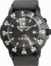 Smith & Wesson SWAT Military Watch - Black