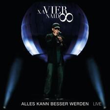 XAVIER NAIDOO  Alles Kann Besser Werden Live  CD  NEU & OVP