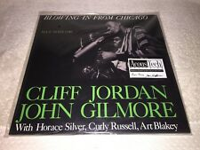 Cliff Jordan Blowing in From Chicago Analogue Productions 180g 45rpm Sealed #102