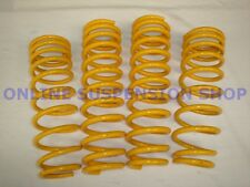 Superlow Front and Rear KING Springs to suit 95-00 Honda Civic EJ EK EM Models
