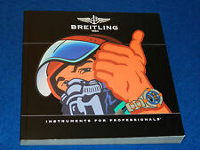 CATALOGUE en FRANCAIS 2014 modele montre BREITLING suisse WATCH uhr SWISS MADE