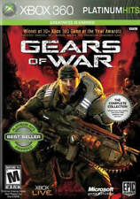 Gears Of War (Bonus- GoW 2) Xbox 360 New Xbox 360