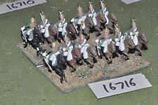 25mm napoleonic french dragoons 12 cavalry (16716)