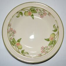 "Wedgwood  ""WILD APPLE"" (Granada Sterling Shape) - Rim Soup Bowl - 19cm wide"