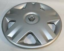 RENAULT WHEEL TRIM/HUB CAP COVER 14-INCH - SLIGHTLY SCRATCHED - SEE PICTURES)