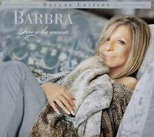 BARBRA STREISAND : LOVE IS THE ANSWER / 2 CD-SET (DELUXE EDITION) - TOP-ZUSTAND
