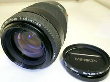 Minolta 70-210mm F4.5-5.6 AF Lens SONY A mount α37 α67 α57 α58 α68 SLR cameras