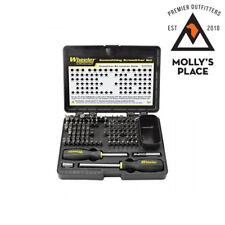 Wheeler 562194, 89-Piece Pro GunSmith Screw Driver Set