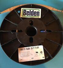 250 FT BELDEN PVC Hookup Wire - Part # 8908 013 (BLUDK)