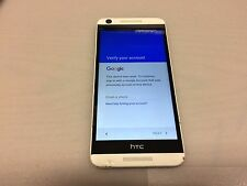 HTC DESIRE 626S OPM9110 (WHITE) METRO PCS SMARTPHONE-GOOGLE LOCKED