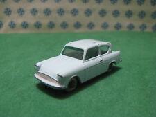 Vintage Matchbox regular wheels - FORD ANGLIA - Lesney Moko n°7  - 1° serie