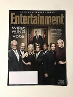 Entertainment Weekly 30th Anniversary The West Wing Martin Sheen September 2020