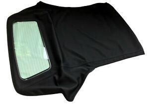 BMW E46 Cabrio softtop hood OEM Original with Glass window B choice