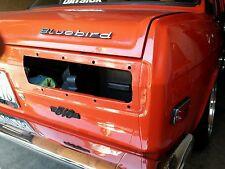 Datsun 510 1600 bluebird SSS JDM fender or trunk emblem NEW aftermarket