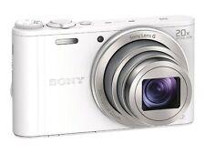 Sony Cyber-shot DSC-WX350 18.2 MP Digital Camera - Black - Brand New - USA Model