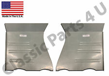 1964 1965 1966 FORD THUNDERBIRD FRONT FLOOR PANS     NEW PAIR! FREE SHIPPING!