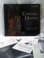 FERDINAND GROSSMANN  AKADEMIE KAMMERCHOR BACH CHRISTMAS ORATORIO VOX PL 7713