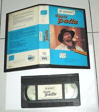 Vhs LUCIO DALLA Tv Recital Cantautori – Videobox 1989